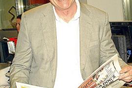 """Chefredakteur Jason Moore ist seit 25 Jahren beim """"Daily""""."""