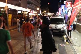 Verwirrter nach Messerattacke an Playa de Palma festgenommen