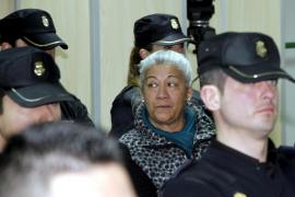 """Der Mega-Prozess auf Mallorca endete mit vielen Freisprüchen, auch für Clanchefin """"La Paca""""."""