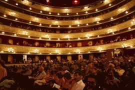 Semper Opernball nicht im Teatre Principal