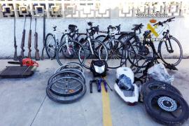 Ironman-Fahrräder gestohlen und übers Internet verkauft