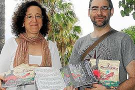 Sandra Martínez und Jaume Balaguer mit ihrem Debüt-Werk.