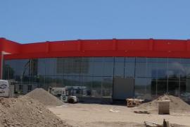 Bauhaus Mallorca rüstet sich für Eröffnung
