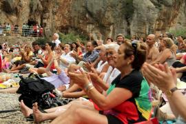 Magischer Ort auf Mallorca: Die Felsenschlucht Torrent de Pareis.