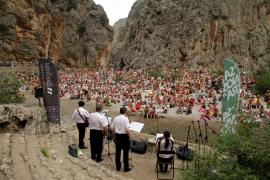 Die Felsenschlucht auf Mallorca gilt als magischer Ort.