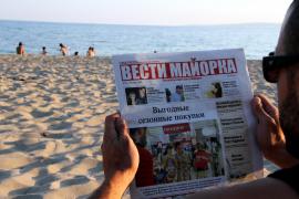 Die Russen entdecken ihr Mallorca
