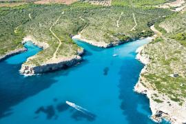 Einsame Mallorca-Strände im Hochsommer