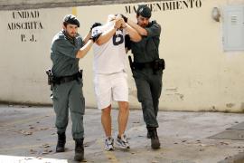 Dem Haftrichter auf Mallorca wurden am Donnerstag weitere Hells Angels vorgeführt.