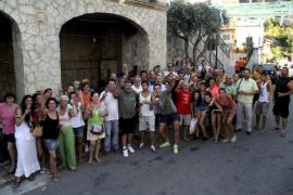 Die Einwohner von Estellencs konnten am Montag in ihr Dorf zurückkehren.