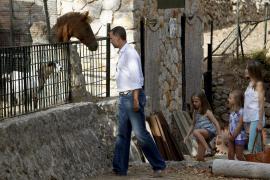 Royaler Familienausflug auf Mallorca