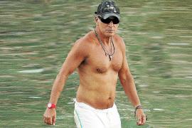 Bruce Springsteen planscht in Mallorca-Buchten
