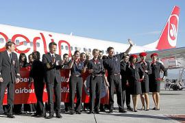 Air Berlin hält Winterflüge stabil