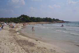 Der Strand von Sa Coma (Archivbild).