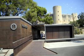 Diebe räumen Burggaststätte im Bellver-Schloss leer
