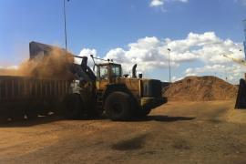 Biomasse aus Mallorca für Italien