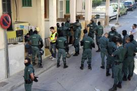 Weniger Kriminalität auf Mallorca