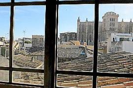 Das Hotel Dalt Murada (vier Sterne) befindet sich in der Altstadtgasse Almudaina in einem ehemaligen Stadtpalast.