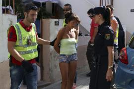 Taschendiebinnen in El Arenal festgenommen