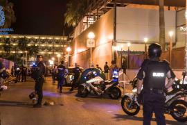 Polizei geht gegen Straßenverkäufer vor