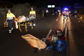 Radfahrer stirbt nach Zusammenstoß mit Motorrad