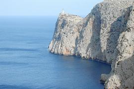 Das Kap Formentor wurde zum Schauplatz der Kriegsepisode.