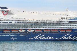 """Mit MM auf """"Mein Schiff 1"""""""