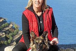 Die Schwedin Christina Kastin engagiert sich mit Leidenschaft für Vierbeiner.