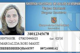 Neue Gesundheitskarte für Mallorca