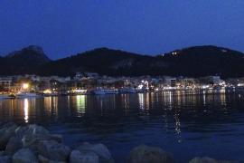 Port d'Andratx lockt täglich viele Urlauber und Inselbesucher in seine zahlreichen Fischrestauranrts am Hafen.