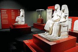 Ägyptische Mumien in Palma