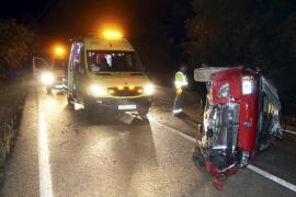 Familie mit Baby bei Unfall verletzt