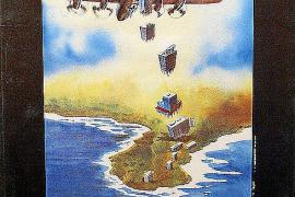 Plakate vergangener Kampagnen des GOB.