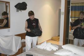 Hoteliers wollen Gehälter einfrieren