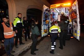 Brand über Moschee: Drei Schwerverletzte