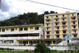 Geplant ist auch der Abriss der Hotelruine Rocamar in Port de Sóller.
