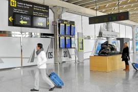 Neuer Service am Flughafen Palma verkürzt Wartezeit