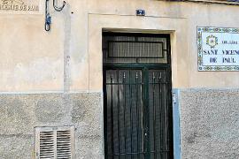 Hier ging Rafael Nadal bis zu seinem 14. Lebensjahr zur Schule: Das Col·legi Sant Vicenç de Paúl.