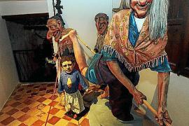 Viele der Figuren entstammen der Märchensammlung des Priesters Antoni Maria Alcover (1862-1932).