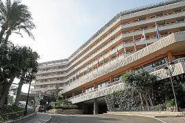 Umbruch im Hotel Valparaíso