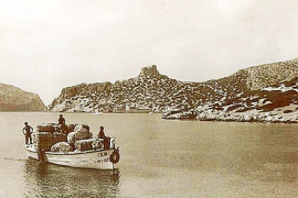 Vor Cabrera wurde 1916 ein deutsches U-Boot mit Proviant versorgt.