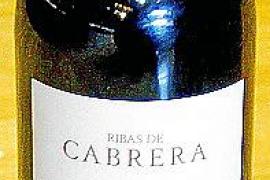 Ribas de Cabrera ist die Edelmarke der Bodega Can Ribas in Consell.