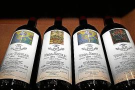 Der Vega-Sicilia Único (Ribera del Duero) wird nicht jedes Jahr aufgelegt, sondern nur dann, wenn die Ernte herausragend ist.