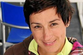 Bekennt sich offen zu ihren Fehlern - Marga Fullana beim Interview im Mega-Sport.