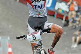 ne jubelnde Marga Fullana war ein gewohnter Anblick für Radsportfans und die Sportlerin selbst.