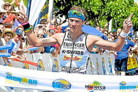 Mallorca-Ironman bricht Rekord