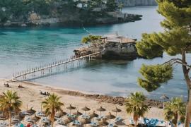 Einer der Drehorte auf Mallorca war Camp de Mar.