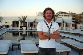 Mats Wahlström, 2005 in Portocolom.