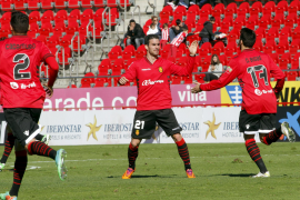 Real Mallorca holt Punkt in Alcorcón