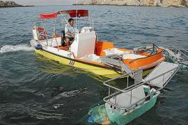Mehr Geld für mehr Müllboote auf dem Meer