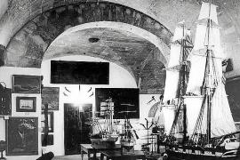 Mallorca besaß von 1950 bis 1973 ein Seefahrtsmuseum, das im Consolat de Mar untergebracht war.